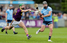 Moran drills in goal with last puck to earn Dublin dramatic draw against Wexford