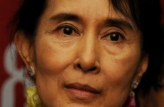 Aung San Suu Kyi calls for dialogue with Burma's generals