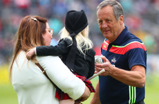 John Meyler: 'Cork are always a summer hurling team, It's just getting that work rate up'