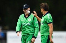 Ireland record much-needed win over World Cup-bound Afghanistan