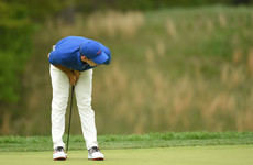 Strong weekend showing leaves McIlroy happy with his lot at PGA