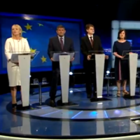 Ireland South debate: Carbon tax and EU army dominate as nine candidates battle it out ahead of Friday's vote