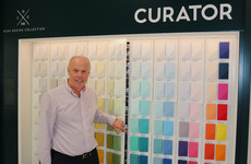 One of Ireland's oldest paint companies has launched a design collection in the US