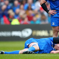 Blow for Leinster as Devin Toner ruled out of Pro14 final