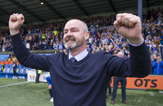 Scotland confirm Steve Clarke as new national team boss