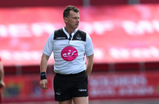 Owens appointed to referee Pro14 showdown between Leinster and Glasgow