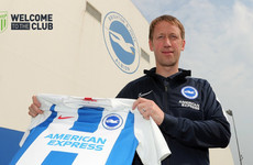 Brighton name Graham Potter as Chris Hughton's replacement