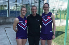 The Fremantle-bound Irish duo ready to represent Louth and Leitrim Down Under