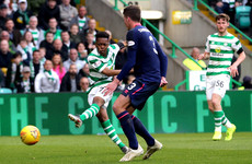 'He gets the crowd off their feet' - 16-year-old Dembele impresses on Celtic debut