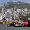Denied: Schumacher records fastest time at Monaco but Webber starts in pole