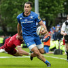Relive the action as Leinster triumph over Munster and Ulster well beaten to Pro14 final