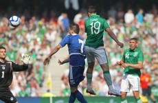 Report: McGeady provides the spark as Ireland ensure fond farewell before Euro 2012