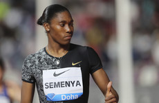 Caster Semenya to race over 3,000m at Diamond League event next month