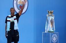 Guardiola convinced Kompany will be back at Man City 'sooner or later'