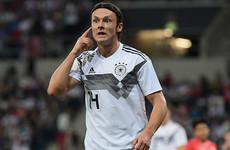 Dortmund sign €25 million Germany international