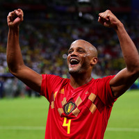 Kompany included in Belgium squad despite taking up player-manager role with Anderlecht