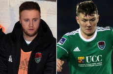 Forward pair depart but Cork City keen to retain loan duo from Brighton and Preston