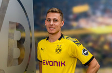 Dortmund complete swoop for Thorgan Hazard and German midfielder Brandt