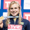 Olympic swimming champion retires at 22 after missing 3 doping tests