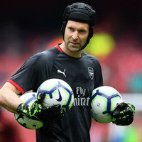 'My sole focus is to win the Europa League with Arsenal' - Cech dismisses reports of Chelsea return