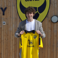 Sam Allardyce - grandson of the man himself - signs for League One side Oxford