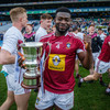 'People were saying they don't want non-Irish people playing their sport'