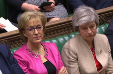 Theresa May on the brink as Andrea Leadsom resigns from government