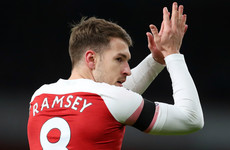 New Ramsey deal would have caused 'very harmful imbalance', says Arsenal's head of football