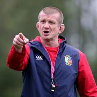 Former England coach Rowntree in talks with van Graan's Munster