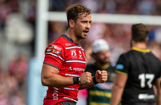 England exile Cipriani voted Premiership Player of the Season