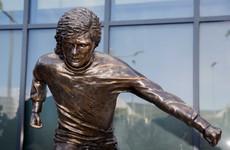 Photos: George Best statue unveiled in Belfast