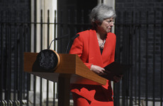 Theresa May has announced that she will step down as Conservative Party leader on 7 June