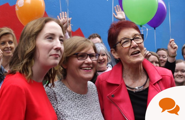 Ailbhe Smyth: Why Together For Yes are going to continue their campaign for abortion rights
