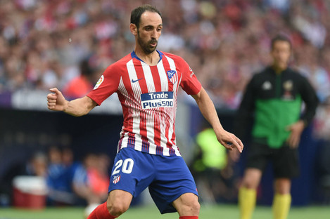 Juanfran made 355 appearances for Atletico.