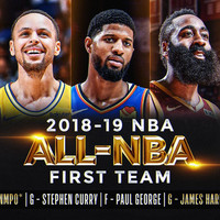 Big names miss out as All-NBA teams are unveiled