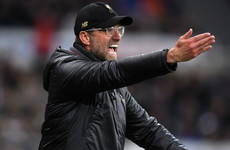 'I'm the reserve tank for the boys' – Klopp explains his sideline antics