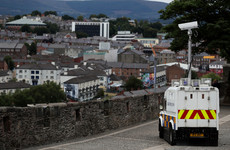 12-year-old arrested in Derry after petrol bombs thrown at police during election disturbances