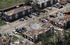 Three people killed as violent tornadoes rip through US state of Missouri
