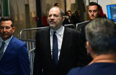 Harvey Weinstein reportedly reaches $44 million settlement with alleged victims