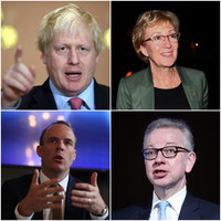 Can anyone beat Boris? Here are the favourites to succeed Theresa May