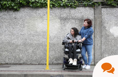 Opinion: For wheelchair users taking public transport is like playing roulette