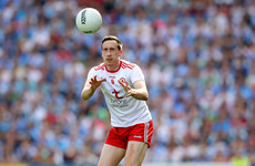 Cavanagh in as Mickey Harte makes one change to Tyrone side to face Antrim