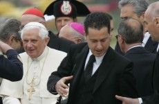 Vatican in chaos after butler arrested for leaks