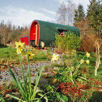 Sleep Here: Rest your head in a real-life Wanderly Wagon in the hills of Co Donegal