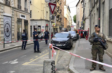 Multiple injuries after parcel bomb explodes near bakery in Lyon