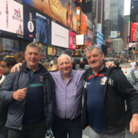 'There's an odd free pint' - Mayo fans embracing 'celebrity' status after New York photo