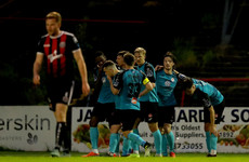 Parkes' 89th-minute winner breaks Bohs' hearts as Sligo depart Dalymount with all three points