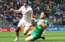 Ireland beat England at Twickenham again, but can't keep lid on New Zealand