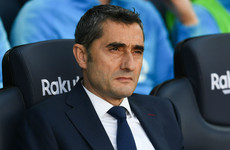 Valverde keen to keep Barca focus on Copa final, not his future