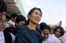 'Dangerous time' for Aung San Suu Kyi